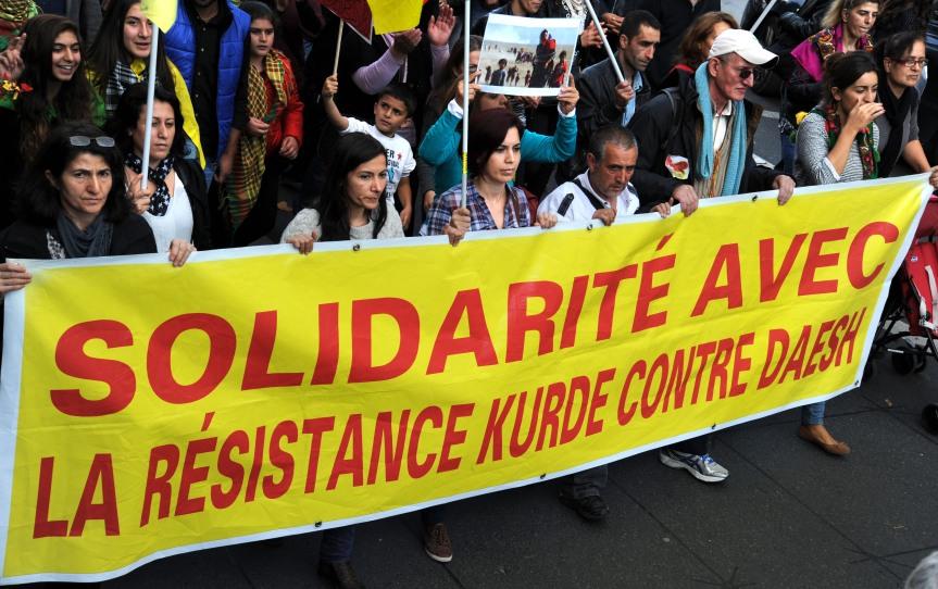 Meurtre de 3 féministes kurdes cemercredi