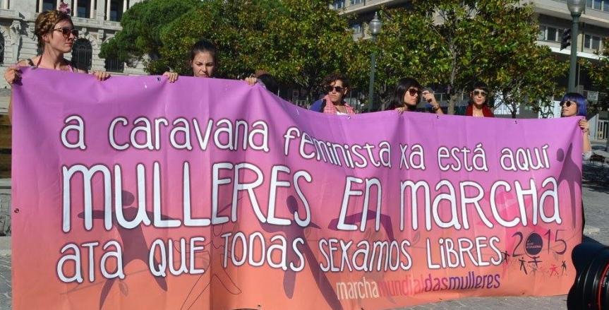 Le blog de la Caravane FéministeEuropéenne