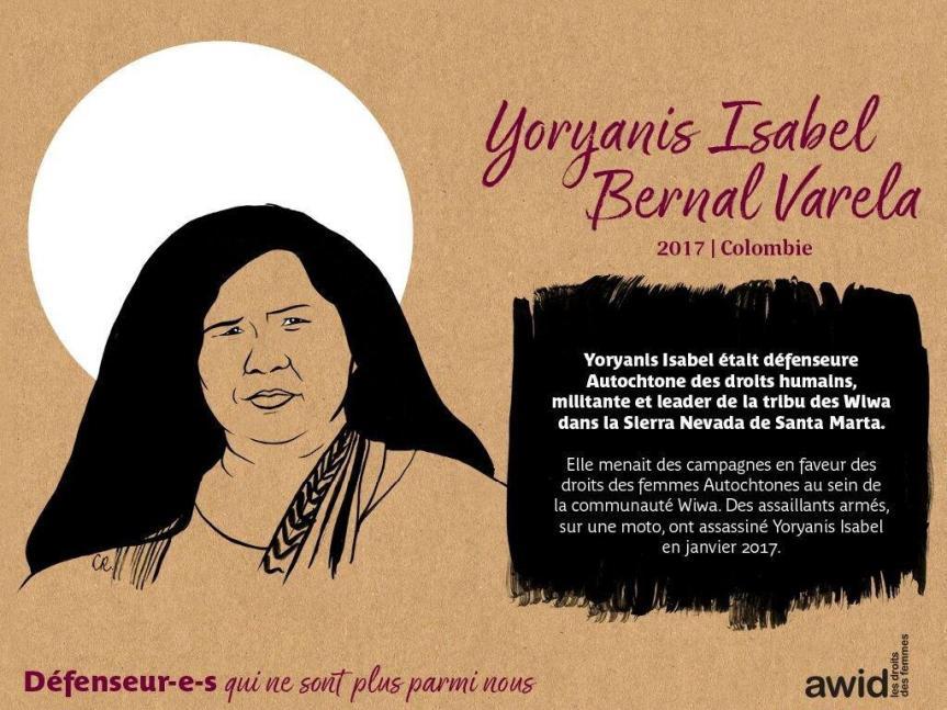 Yoryanis Isabel Bernal  colombie.jpg