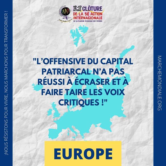 Clôture de notre 5ème action international – Le documenteuropéen