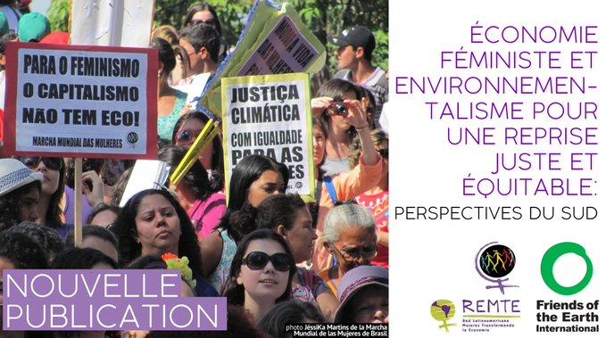 Economie féministe et environnementale