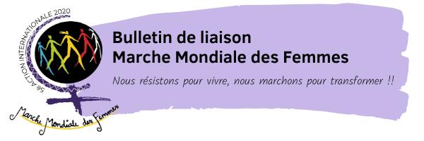 Bulletin de liaison international de la MMF :Clôture et retour sur la 5ème actioninternationale.